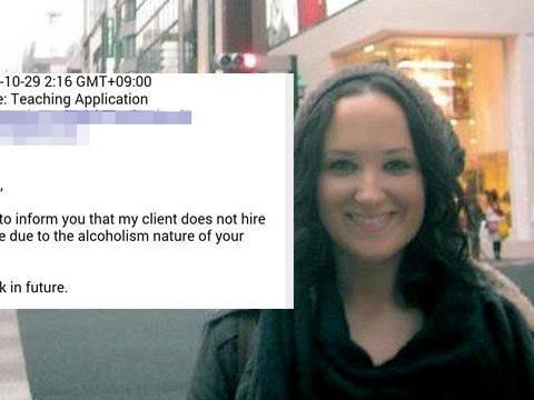 Irish woman turned down for job because 'Irish people like to get drunk'