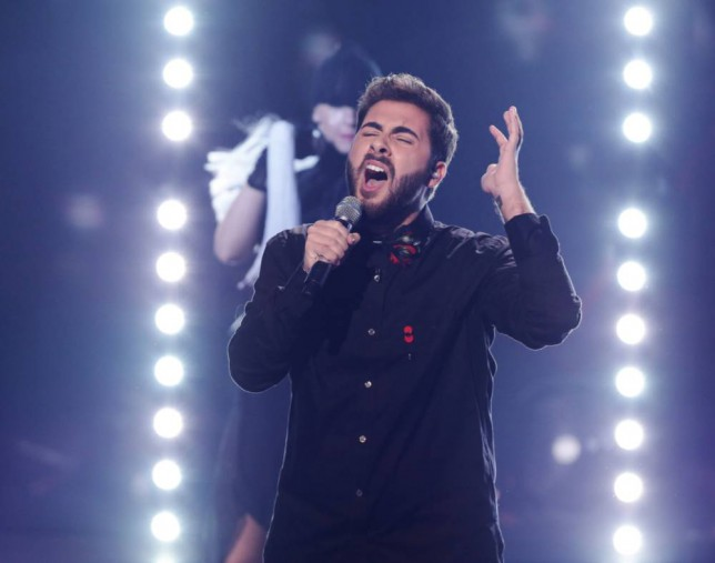 The X Factor 2014 results: Andrea Faustini isn't resting on his laurels despite 'favourite' tag
