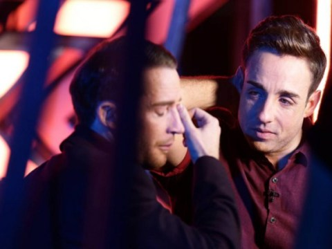 The X Factor 2014 results: Stevi Ritchie admits he's feeling 'deflated' after Paul Akister's exit