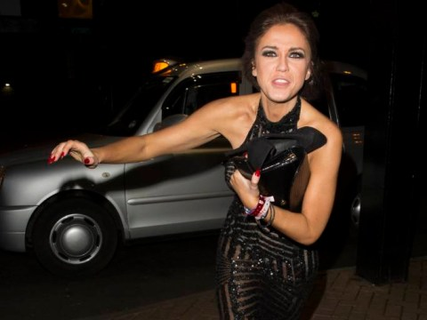 OMG! Vicky Pattison 'hospitalised after bar brawl in Marbella'