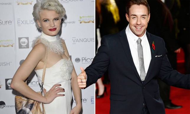 X Factor 2014's Chloe Jasmine and Stevi Ritchie are an item after she begged him to take her back