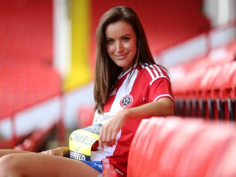 TV presenter Charlie Webster quits Sheffield United over Ched Evans training