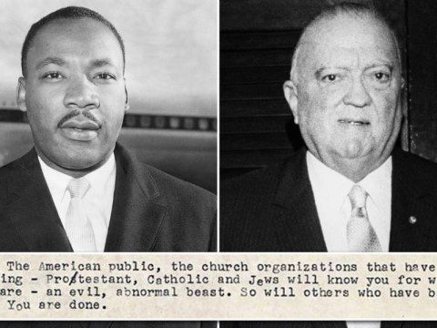 Revealed: The FBI letter urging Martin Luther King to kill himself