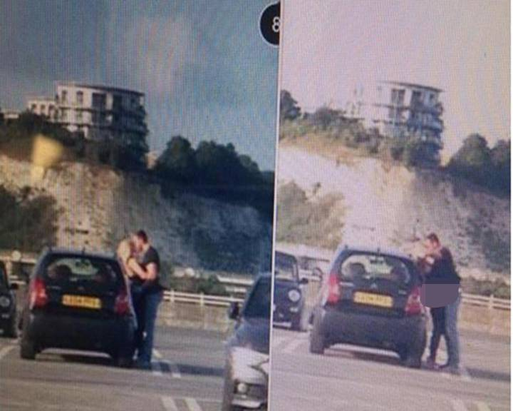 This couple 'had sex' in a Bluewater car park and the internet finds it hilarious