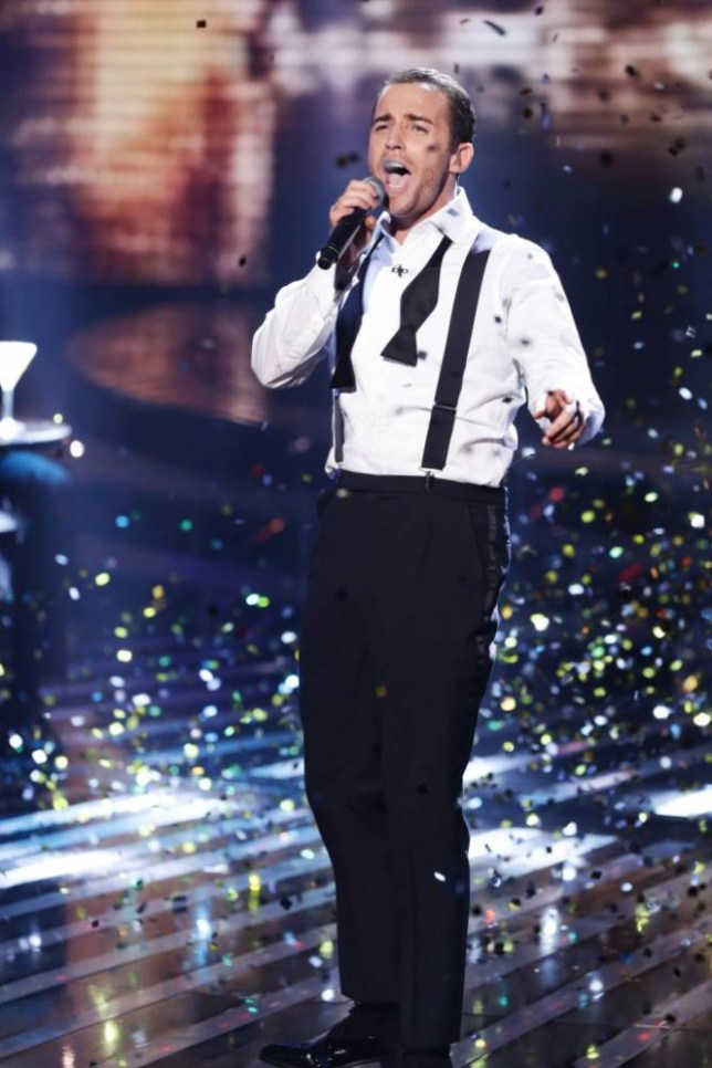 The X Factor 2014: Jay James loses to Stevi Ritchie