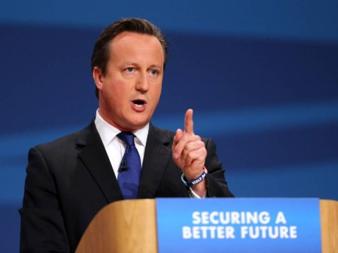 Cameron fears new world recession as he warns 'red lights are flashing'