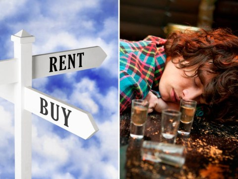 You spunked your house deposit on big nights out – that's why you can't afford a place