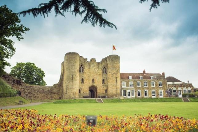 Tonbridge Castle (Pic: supplied)