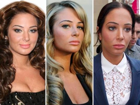 Tulisa says she plumped up lips 'to perk herself up' after drugs trial