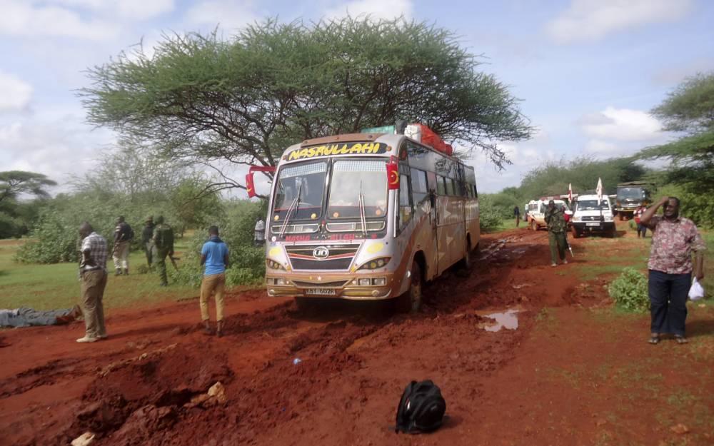 Head teacher survived Kenyan bus massacre due to killers' confusion