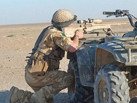 SAS on quad bikes are 'killing up to eight Jihadis a day' in Iraq