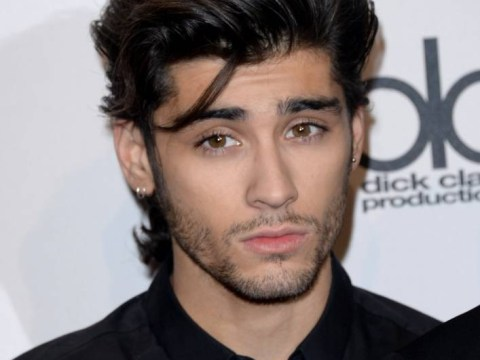 Zayn Malik's single curl stole the show at the American Music Awards 2014