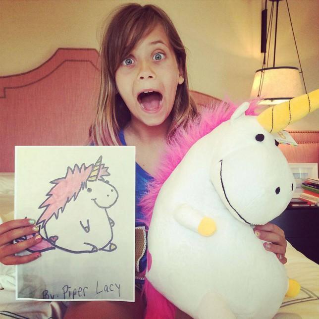 Budsies - childrens drawings turned into toys! Credit: Budsie link back: http://www.budsies.com/