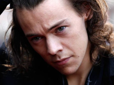 Insecure Harry Styles admits One Direction use underwear as babe 'bait'