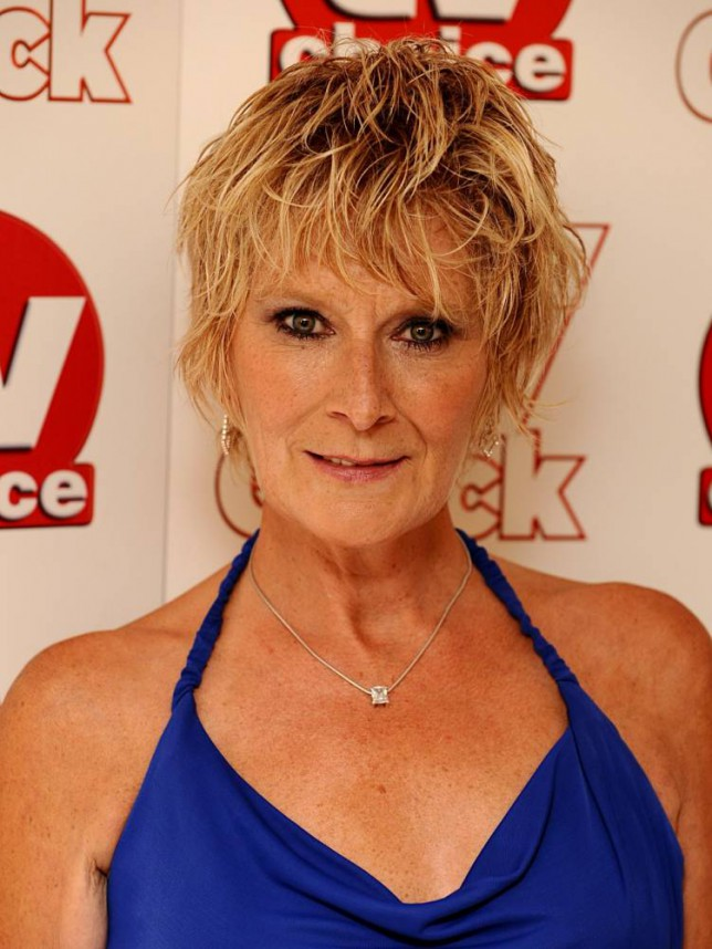 File photo dated 07/09/09 of Linda Henry, who is to stand trial accused of racially aggravated harassment outside a Jamie Oliver restaurant. PRESS ASSOCIATION Photo. Issue date: Thursday November 27, 2014. The 51-year-old, who plays barmaid Shirley Carter in BBC soap EastEnders, was charged following an incident near Jamie's Italian in Greenwich, south east London, on September 14. See PA story POLICE EastEnders. Photo credit should read: Ian West/PA Wire