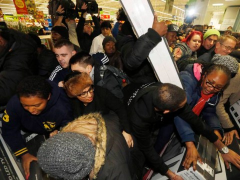 Retailers continue to slash prices as 'Black Saturday' arrives