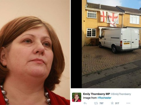 Turns out Emily Thornberry's brother is a van-driving builder. Oh, the irony