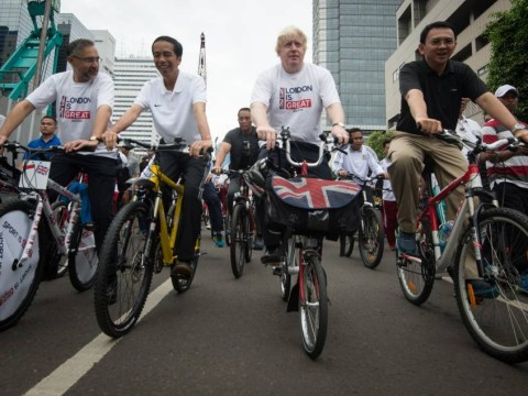 Boris Johnson considers car-free days for London after trip to Indonesia