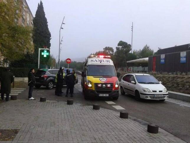 Deportivo La Coruna fan dies after clashes outside Atletico Madrid's stadium before La Liga match