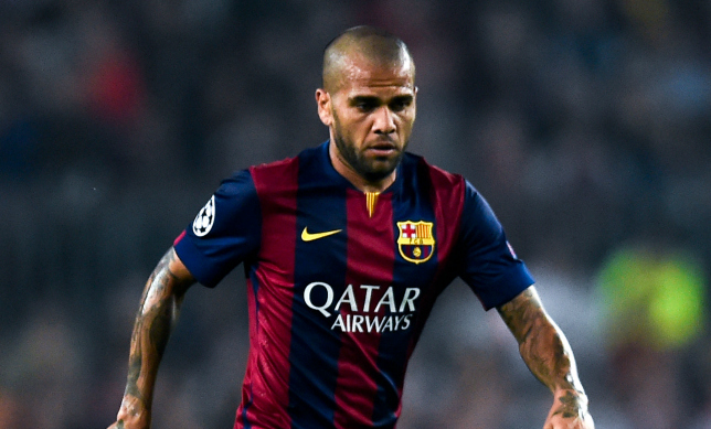 Tottenham ready to beat Arsenal to Dani Alves with £7m transfer offer