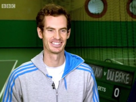 Strictly Come Dancing 2014: Andy Murray finally makes an appearance to support mum Judy – and shows off his moves