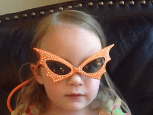 4-year-old Vine star Ava Ryan is 100 per cent pure sass
