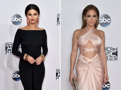 The fashion at the 2014 American Music Awards was, um, interesting