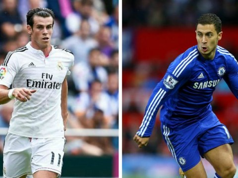 Real Madrid willing to sell £90m Gareth Bale to Manchester United to sign Chelsea's Eden Hazard