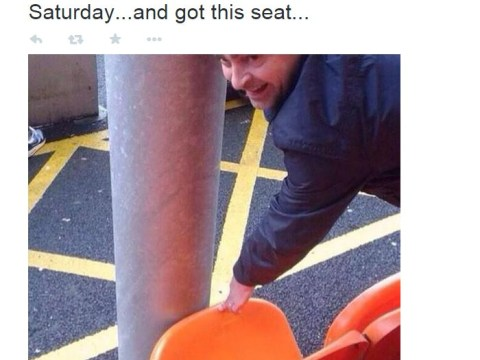 Is this Blackpool seat the biggest rip off in football? No, it's a Twitter myth