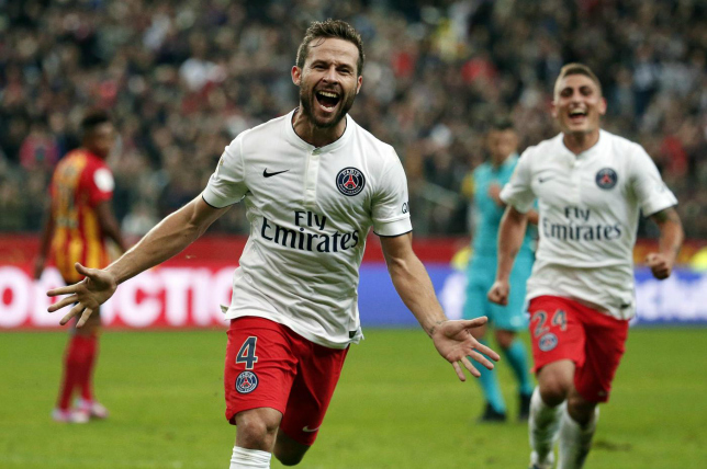 Cabaye could be set for a move to the Emirates this summer (Picture: Reuters)