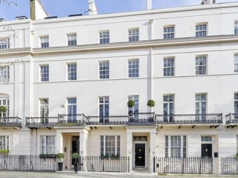 This six-bedroom mansion could be yours for just £5,000 short of £25m