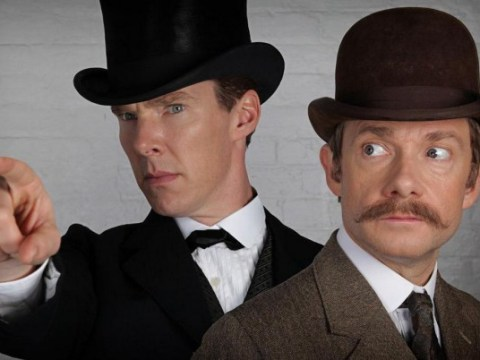 Sherlock is 'not gay, but not straight either' according to Steven Moffat