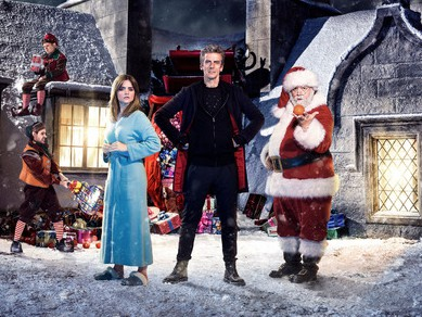 Doctor Who Christmas special 2014: First promotional picture for Last Christmas is unveiled