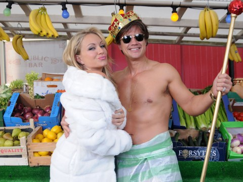 EastEnders characters got their kit off for a calendar and you were all quite excited about it