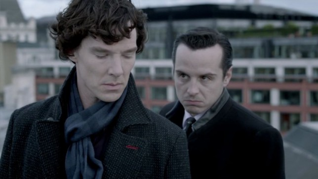 Sherlock news klaxon: Moriarty mystery will be 'completely' solved by Sherlock special