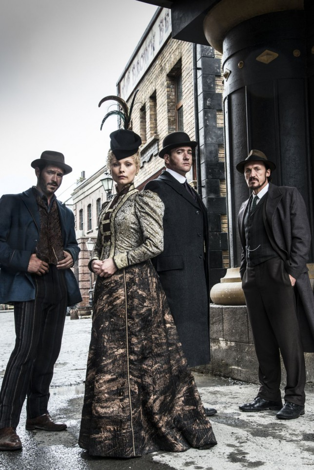 Ripper Street season 3 hits Amazon Prime this week, but what's happened to Reid, Drake and Jackson?
