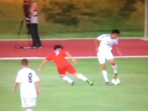 Enzo Zidane plays just like his dad Zinedine Zidane on Real Madrid Castilla debut