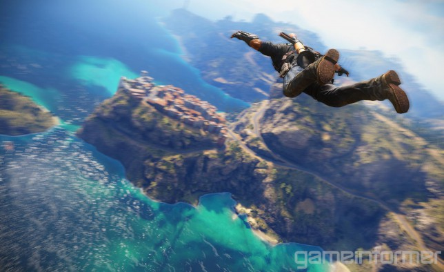 Just Cause 3 - will anyone miss the microtransactions?