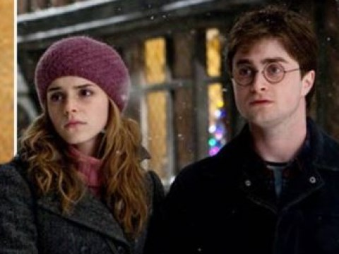 Whoa, you can see a couple having sex in Harry Potter's map