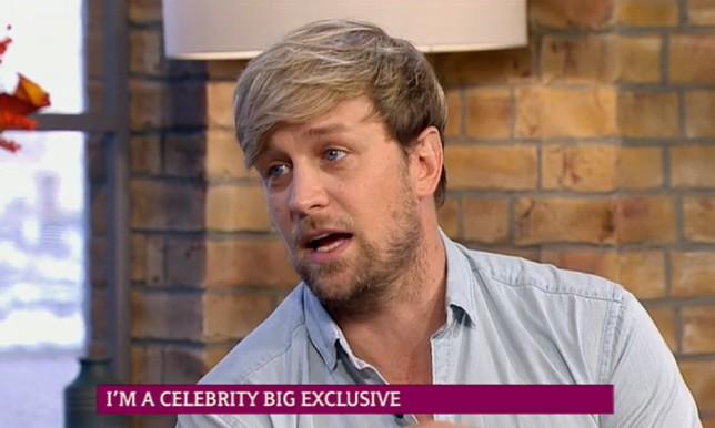 I'm A Celebrity 2014: Kian Egan reveals 'Celebrity slammer' twist on This Morning