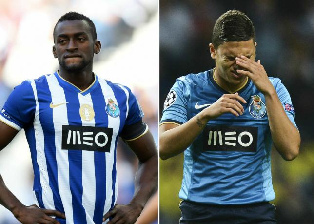 Arsenal set to make £60m transfer bid for exciting Porto pair Jackson Martinez and Juan Fernando Quintero