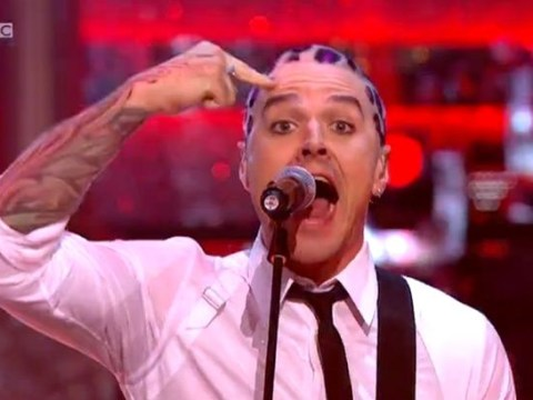 Matt Willis debuts leopard print do on Strictly Come Dancing: 'WTF has he done to his hair?'