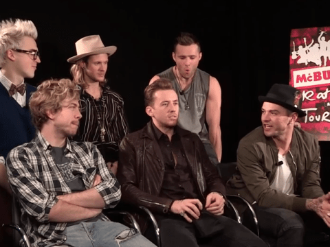 EXCLUSIVE: This is the moment we nearly killed McBusted in a game of chilli roulette