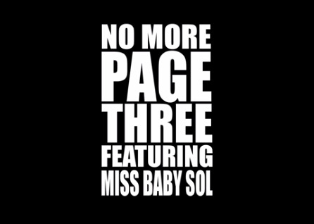 Here's why you should get No More Page 3's Christmas single Now's the Time to number one