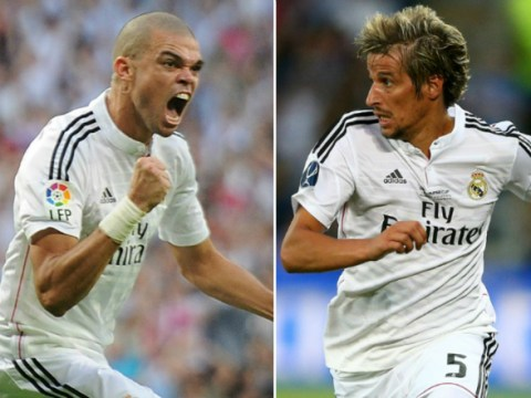 Manchester United ready to sign Real Madrid duo Pepe and Fabio Coentrao in double transfer deal