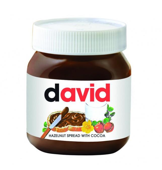 Nutella (Picture: Selfridges)