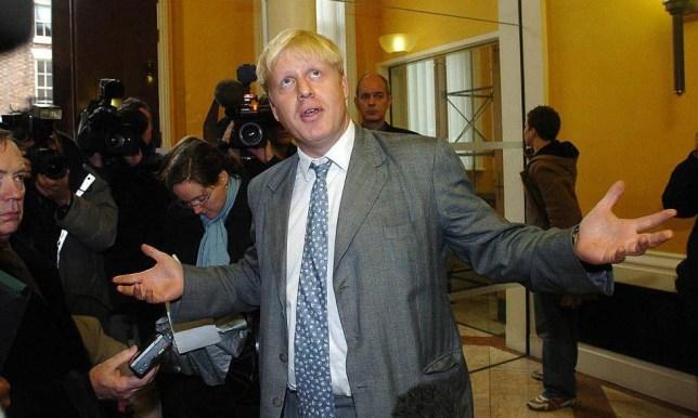 Boris Johnson, Matt Taylor
