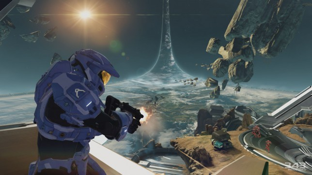 Halo: The Master Chief Collection (XO) - happy birthday Halo 2!