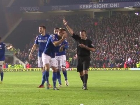 It's not Nottingham Forest's sour grapes to say fourth officials shouldn't give penalties