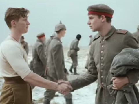 Trench warfare has no place in the Sainsbury's Christmas ad – even if the story moves you to tears